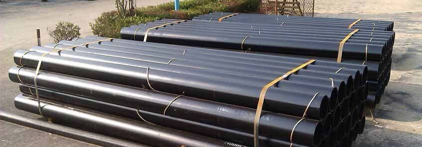 Gr B60 Carbon Steel EFW Pipes