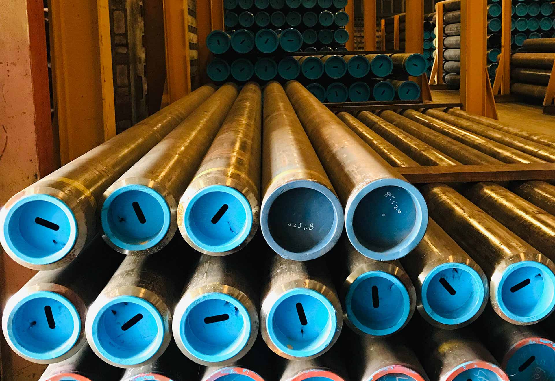 Carbon steel pipes in Gujarat